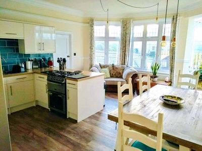 Photo for 2BR Apartment Vacation Rental in Bude, England