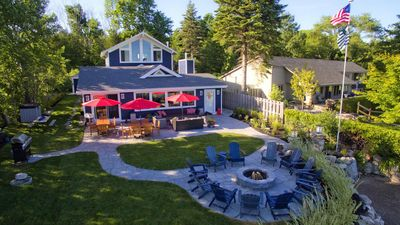 Photo for Book fast, only 1 week left this Summer on Lake Charlevoix