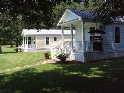 Photo for $70/Night. Wed. to Sunday. 4 Night Minimum.Wed. to Sunday's  Bon Secour Cottages