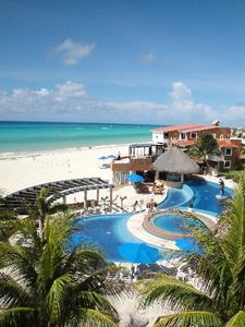 Photo for Simply The Best- 1 Br Penthouse Romantic Beachfront, rates from $159/nt!