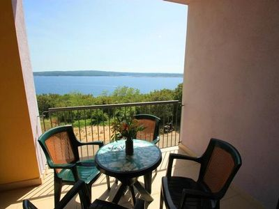 Photo for Apartment Crikvenica for 4 - 6 people with 2 rooms - Apartment