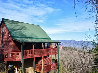 Photo for Bearfoot Inn 3 Bedroom Cabin in Pigeon Forge, WIFI