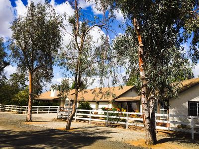 Photo for Enjoy the RANCHO Villa in the Heart of Temecula Wine Country Golf Casinos Views