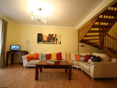 Photo for Spacious  3 bedroom apartment with parking