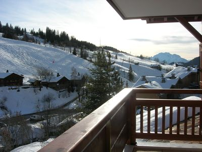 Photo for Apartment 6 people at the foot of the slopes in Chinaillon