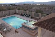 Spectacular Southwestern Style Pool Home With Amazing Casino Views