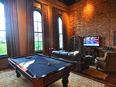 Photo for 2nd Avenue Penthouse- DOWNTOWN NASHVILLE