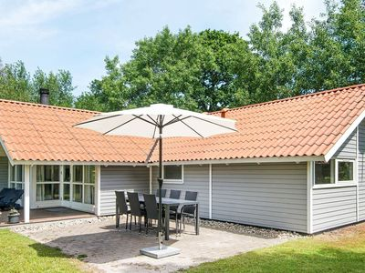 Photo for Homely Holiday Home in Juelsminde near Sea