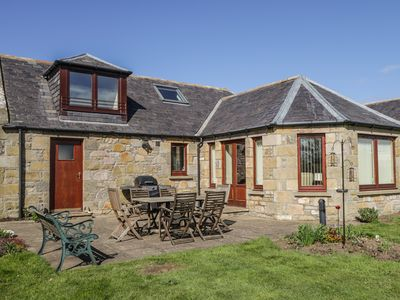 Photo for 5 WILLIAMSTON STEADING, family friendly in Hopeman, Ref 934306