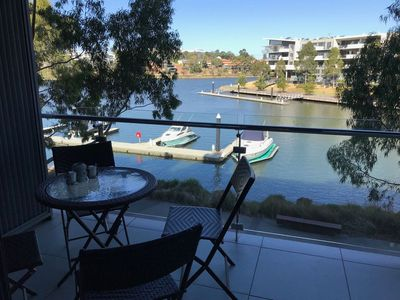 Photo for Marina View Apartment on the Maribyrnong River