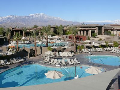 Photo for Palm Desert  COACHELLA weekend or just fun in the sun .