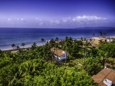 Photo for Beautiful Hacienda across the street from the ocean