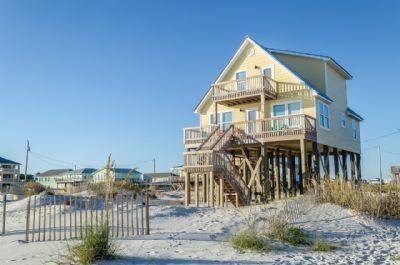 Photo for Shore Is Nice II - Beautiful 4 br/3ba Gulf Front Home, Sleeps 10