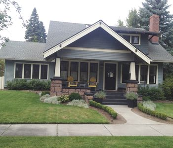 Photo for Located on Bend's most sought after historic district street, provides the perfe