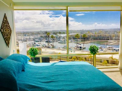 Photo for UNFORGETTABLE MARINA VIEW IS JUST RIGHT IN FRONT OF YOU!