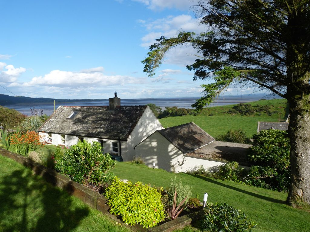 luxury cottage with summerhouse and sea vie homeaway