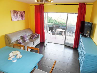 Photo for Apartment Santa Cruz in Blanes - 4 persons, 2 bedrooms