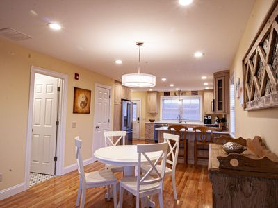 Photo for Luxury Town home in Narragansett's picturesque Beach/Pier neighborhood