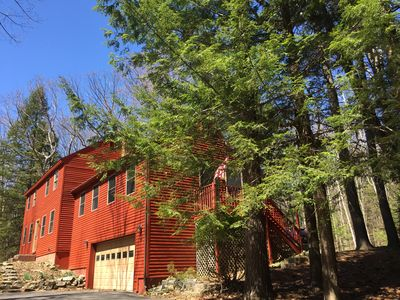 Photo for Maine Sebago Lake Area Family Home On Private Wooded 2 Acres Close To State Park