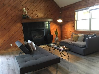Photo for Charming Chalet Close to Everything *Sleeps 6*