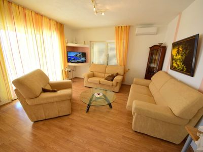 Photo for Apartment Mila in Omiš - 6 persons, 3 bedrooms