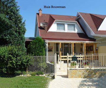 Photo for Holiday home Bouwman on Lake Balaton
