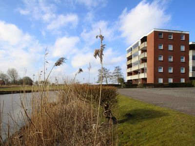 Photo for Holiday flat Morgensonne, Dornumersiel  in Ostfriesland - 2 persons, 1 bedroom