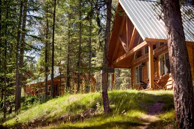 THE RIDGE AT GLACIER | Five Mountain Cabins