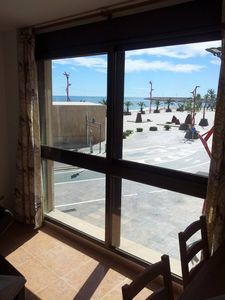 Photo for Vinaros: Brand New flat/house 10 metres from Beach. Sea direct view. Vinaroz