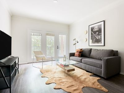 Photo for Sophisticated 1BR on South Congress by Sonder