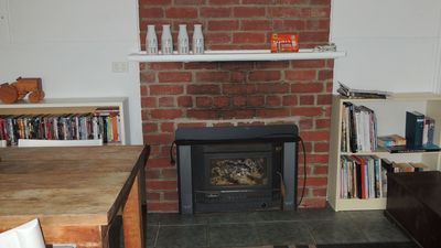 Wood Heater, we do supply wood