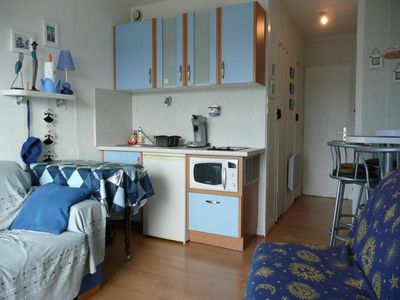 Photo for Apartment Quiberon, studio flat, 2 persons