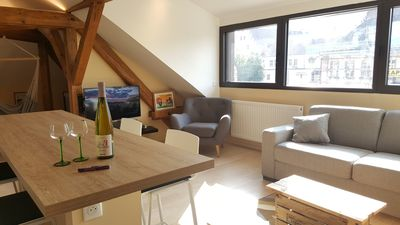 Photo for RIQUEWIHR - Loft in the Alsatian vineyard!