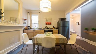 Photo for Cap Hill Penthouse Apartment, Has Everything, FREE Parking, Blocks to Capitol