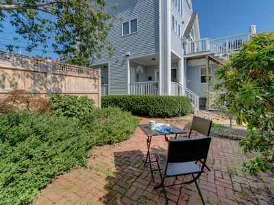 Photo for West End hideaway w/ deck & grill - one block from town & the beach!