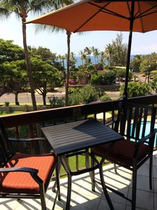 Photo for Deluxe Ocean View, Romantic Jacuzzi, a/c, Steps Away to World Class Beach