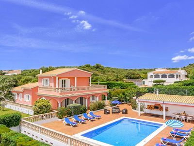Photo for Villa Jessela - beautiful villa with private pool, Wi-Fi, BBQ - close to beach