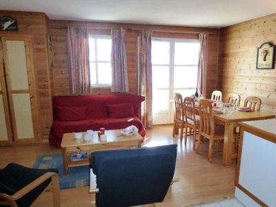 Photo for Apartment Flaine, 2 bedrooms, 8 persons