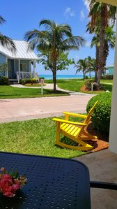 2/2 Condo Steps from the Turquoise Waters of Bimini