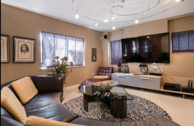 Photo for New LUXURY 1 Bedroom+Living Room SUITE+3 beds+2 full bath. Near SFO,