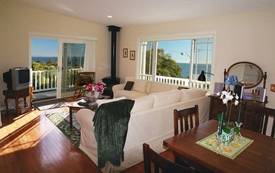 Spacious accommodations - sweeping ocean views