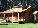 2BR Cabin Vacation Rental in Seeley Lake, Montana