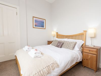 Photo for Sunny Spacious Quiet City Centre 2 Bed Apt with Park View and Kids Play Area.