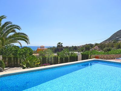 Photo for Vacation home Cecile in Calpe/Calp - 4 persons, 2 bedrooms