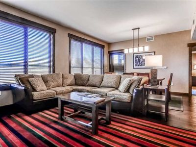 Photo for Luxurious 2 Bedroom + Den Condo! Perfect Summer Getaway in the Mountains