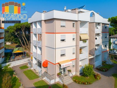 Photo for Rosolina Mare house with large playground - 1 bedroom apartment
