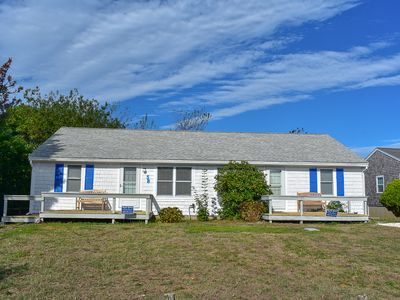 Photo for Windward 5A-Duplex home with front & rear decks less than 1/2 mile to beach