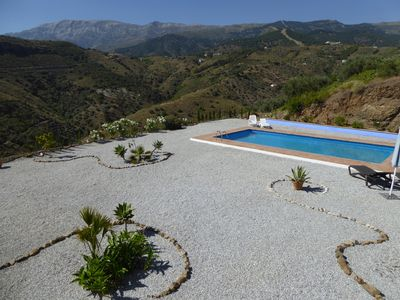 Photo for Beautiful villa in a tranquil location with stunning views & close to Competa.