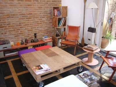 Photo for Loft in Palermo Soho, Buenos Aires
