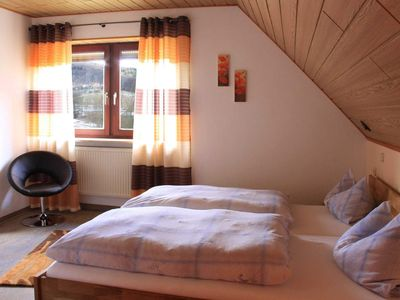 Photo for Double room (with extra bed) - Private room Haus Rühl